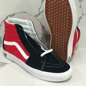 Vans ComfyCush Sk8 Hi Top Off The Wall